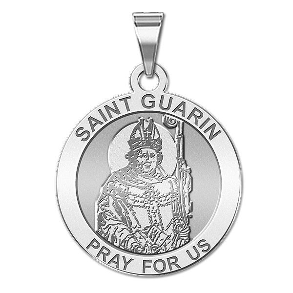 or Sterling Silver PicturesOnGold.com Saint Vincent Pallotti Available in Solid 14K Yellow or White Gold